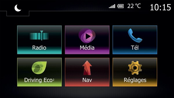 Media Nav Evolution
